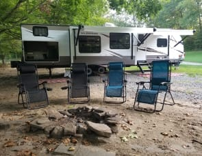 Forest River RV Wildwood 32BHI