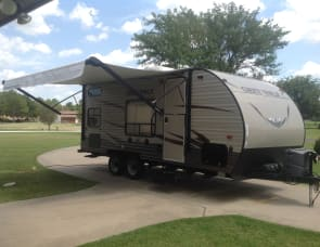 Forest River RV Cherokee Grey Wolf 17BH