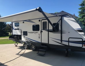 Keystone RV Passport 240BH SL Series