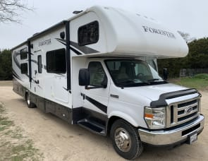 Forest River RV Forester 3171DS Ford