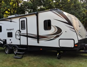 Keystone RV Passport 2520RL Grand Touring