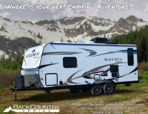 Outdoors RV Blackrock 20RD