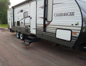 Forest River RV Cherokee 204RB