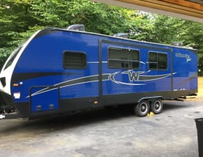 Winnebago Industries Towables Minnie Plus 27BHSS