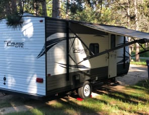 Forest River Salem Lite 195BH