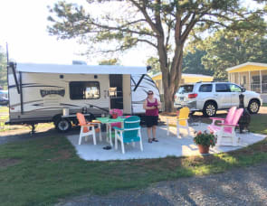 Forest River RV Wildwood X-Lite 201BHXL