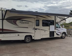 Coachmen RV Freelander 26RS Ford 350