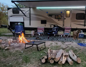Forest River RV Vibe Extreme Lite 315BHK