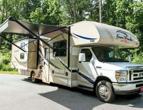 Four winds 30D with bunks (C32) #835
