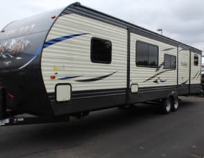 Forest River RV Puma 31qbbh