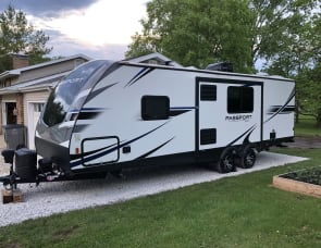 Keystone RV Passport 2600BH Grand Touring