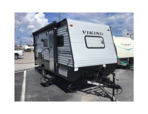 Viking by Forest River travel trailer
