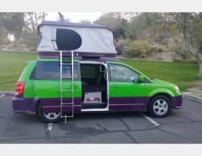 Sleeps 4! Mini RV Campervan Class B Dodge Grand Caravan
