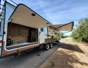 Forest River RV Wildwood 32BHDS