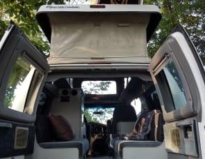 Sportsmobile Adventure Van - Squid