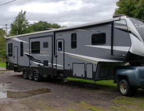 Keystone RV Carbon 403
