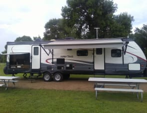 Dutchmen RV Aspen Trail 3010BHDSW