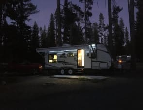 All the Comforts of Home Jay Flight Travel Trailer
