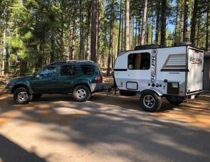 Forest River RV Rockwood Geo Pro 12SRK