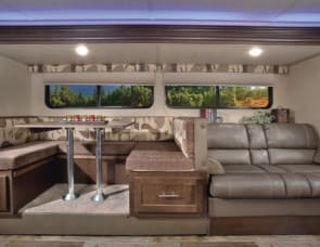 Forest River RV Cherokee Grey Wolf 29VT