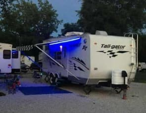 Keystone RV Tail-gator m-210 rr
