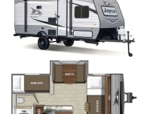 Jayco Jay Flight SLX Western Edition 184BS