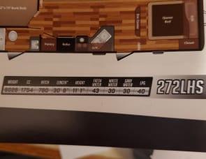 Keystone RV Hideout 272LHS