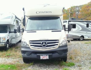 Thor Motor Coach Citation Sprinter 24SL