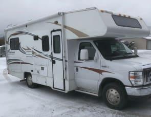 Coachmen RV Freelander 22QB Ford 350