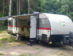 Forest River RV Cherokee Grey Wolf 27RR