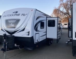 Outdoors RV Timber Ridge Mountain Series 23DBS