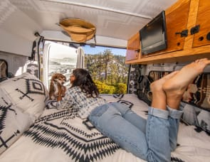 Eurovan Camper Seattle Van - Ram Promaster