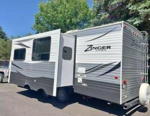 CrossRoads RV Zinger ZT26DT