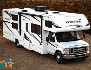 Forester w/2 Slide-outs - SLEEPS 11