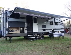 Winnebago Industries Towables Minnie 2801BHS