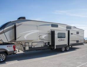 Keystone RV Cougar 359MBI