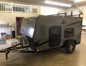 Superior Lite Campers Deluxe 6x10