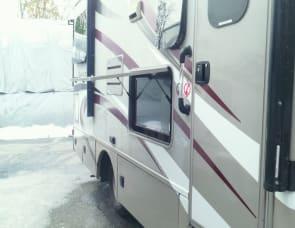Thor Motor Coach Siesta Sprinter 24SR