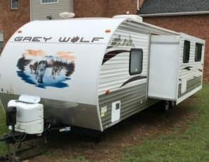 Forest River RV Cherokee Grey Wolf 28BH