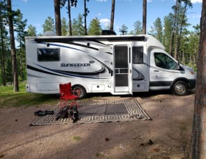 Forest River RV Forester TS 2380