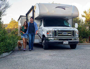 FAMILY SLEEPER MOTORHOME- SDF