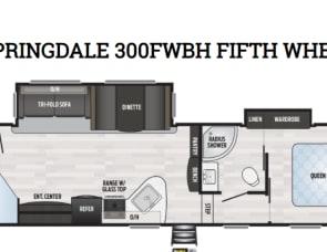 Keystone RV Springdale 300FWBH