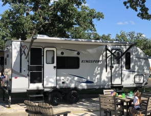 Gulf Stream RV Kingsport Ultra Lite 237ARK
