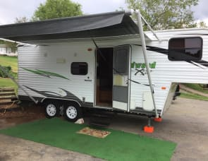 Forest River RV Wildwood 19FDCE