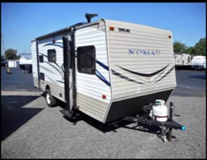 Skyline Nomad Retro 186
