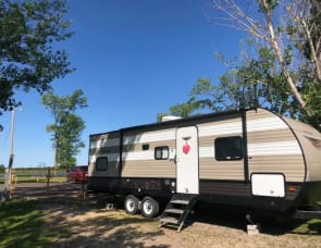 Forest River RV Wildwood 26DBLE