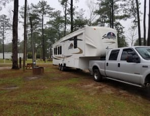 Forest River RV Cedar Creek Silverback 29RE