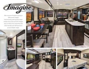 Grand Design Imagine 3150BH