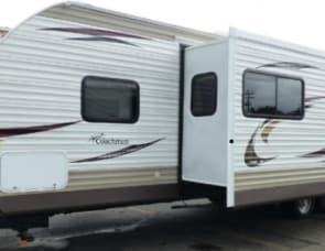 Coachman Forest Ridge Catalina Deluxe Bunkhouse