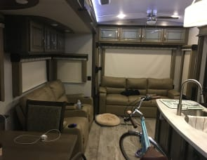 Keystone RV Montana 3921FB